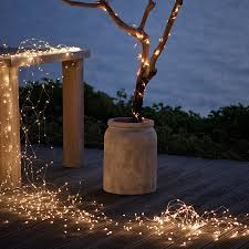 micro led christmas lights warm white micro led bunch lights clear cable w flash indoor