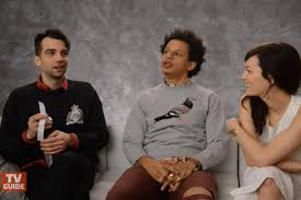 Seeking Eric Andre On Seeking The Deal With Santa Claus And Jesus