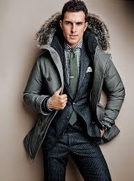 how a coat should fit over a suit gq