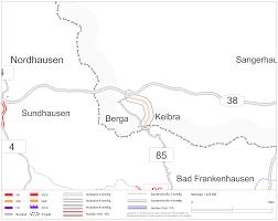 Bad Berga Bundesverkehrswegeplan 2030 U2013 Projekt B85 G10 St