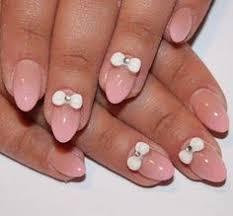 50 cute bow nail designs pastel nail design and design