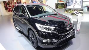 honda crv 2016 interior 2016 honda cr v black edition exterior and interior geneva