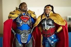 u002728 black cosplay u0027 comic book characters