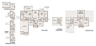 the chambrey 1st floor owner u0027s suite cranbrook custom homes