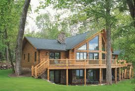 Log Home Floor Plan Sierra Garrett Log Home Floor Plan By Hiawatha Log Homes