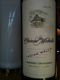 columbia valley wine collections chateau chateau ste 2010 indian cabernet sauvignon wine