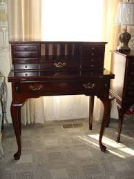 Cherry Secretary Desk by Thomasville Secretary