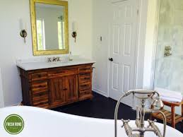 Restoration Hardware Bathroom Furniture by Roger Margaret And Jane U0027s Bathroom Renovations In Manotick