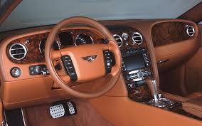 interior bentley 2005 bentley continental gt information and photos zombiedrive