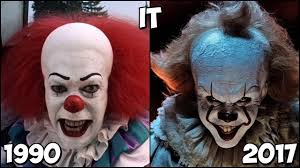 it movie cast 1990 vs 2017 then and now youtube