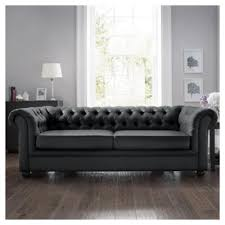 buy chesterfield fabric sofa bed black velvet from our sofa beds