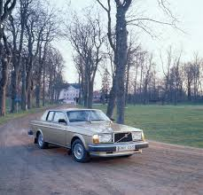 classic volvo coupe volvo celebrates the 40th anniversary of the 262c its italian