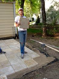 Pavers Installation Guide By Decorative Patio Paver Installation Instructions Small Home Decoration Ideas