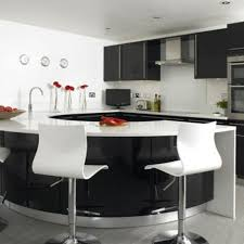 kitchen island stunning curved kitchen island ideas orangearts