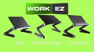 Laptop Cooling Desk by Uncaged Workez Introduction Ergonomic Monitor Stand Laptop