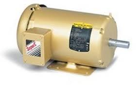 5 hp 3450 rpm 184t frame tefc 230 volts baldor electric motor l3608t