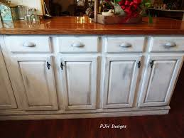 kitchen distressed kitchen cabinets with regard to leading