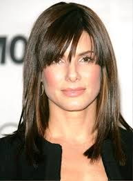 layered bob haircuts with side bangs long bob hairstyles with side