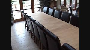 dining tables large dining tables to seat 12 large dining room