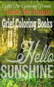 grief coloring books internet