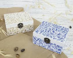 jewelry box favors small jewelry box etsy