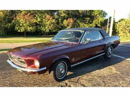1967 ford mustang for sale cheap 1967 ford mustang for sale on classiccars com 123 available