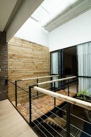 46 sqm small narrow house design with low cost budget home