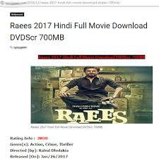 raees full movie free download online should concern shah rukh