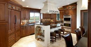 are stained kitchen cabinets out see this heartland kitchen showplace cabinetry