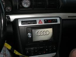 nissan titan aftermarket stereo double din stereo options for my 99 5 a4