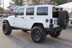 jeep wrangler side steps for sale 2015 custom jeep wrangler rubicon unlimited white