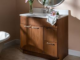 what color goes with brown bathroom cabinets bath vanities and bath cabinetry bertch cabinet manufacturing