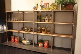 Open Kitchen Storage Enhance Kitchen Storage With Different Styling Options