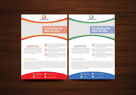 template for flyer free brochure free vector art 11805 free downloads
