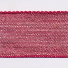 organdy ribbon chambray organdy ribbon 22 crimson ribbons