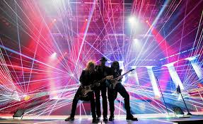 trans siberian orchestra christmas lights trans siberian orchestra brings prog rock christmas to the rock