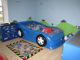 Race Car Beds Boys Race Car Themed Room Twin Size Little Tikes Car Bed And