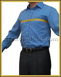 men u0027s custom suit measurements how to measure for a tailored