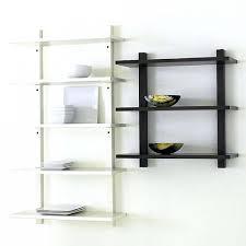 kitchen fabulous open kitchen wall shelving open shelving unit