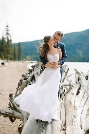 pacific northwest mountain wedding jaime matt 100 layer cake