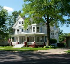 beautiful victorian homes hudson mi queen anne farm house and