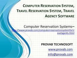 travel reservation images Computer reservation system travel reservation system travel agency jpg