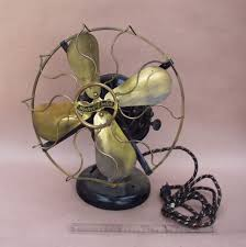 antique fans www antiqbuyer past sales archive antique fans