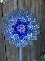 Glass Garden Decor 2335 Best Glass Garden Yard Art Images On Pinterest Yard Art