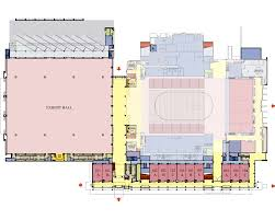 Orange County Convention Center Floor Plan by Ocean Center