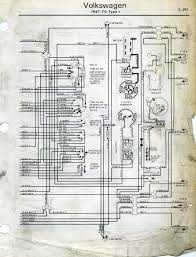 automotive floor plans thesamba com type 1 wiring diagrams