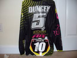 signed motocross jersey supercross motocross memorabilia general dirt bike discussion