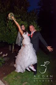 mathew u0026 krystal u0027s elegant backyard wedding photos