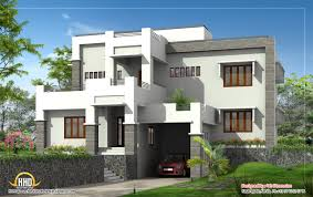 modern guest house plans g1 modern home elevation 2995 sq ft