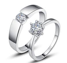 Platinum Wedding Rings by Online Get Cheap Mens Platinum Wedding Ring Aliexpress Com